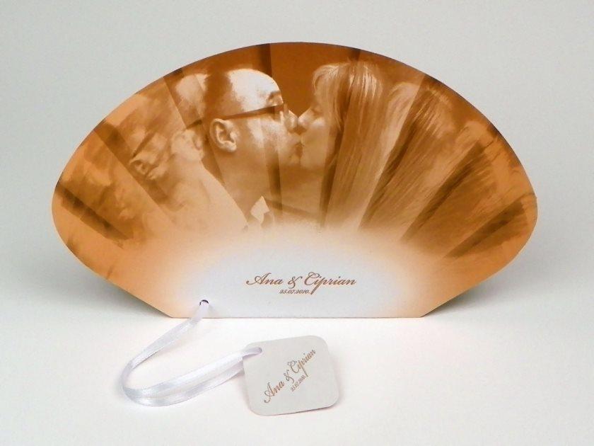 lepeza za venčanje (dvobojna)