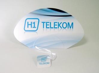 "Promo lepeze ""H1 Telekom"" (Hrvatska)"