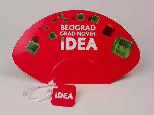 """Reklamne lepeze """"Idea"""""""