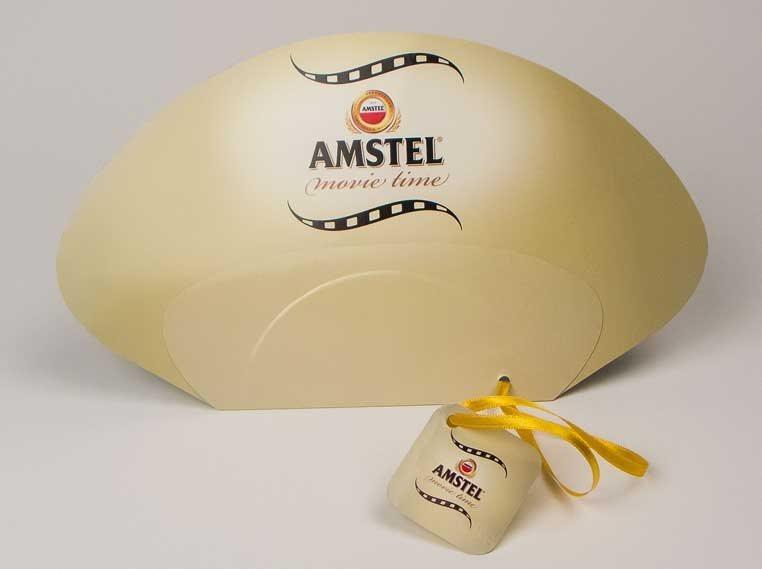 "Reklamne lepeze ""Amstel"""