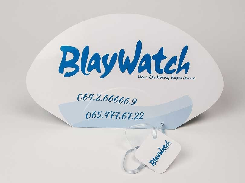 "Reklamne lepeze ""Bleywach"""
