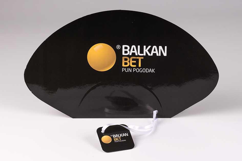 Promo kolorne lepeze Balkan Bet