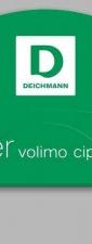"Promo lepeze ""deichmann"" (zelena strana)"