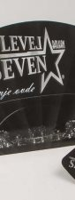 "Reklamne lepeze ""Level Seven"""