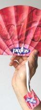 "kartonske reklamne lepeze ""Pafos"""