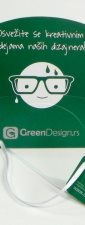 "Promo lepeze ""Green Design"""