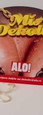 "Reklamne lepeze ""Mis dekolte"" (Alo)"