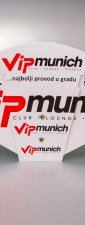 """Sklopiva promo lepeza """"VIP - Munich"""" (Nemačka)"""