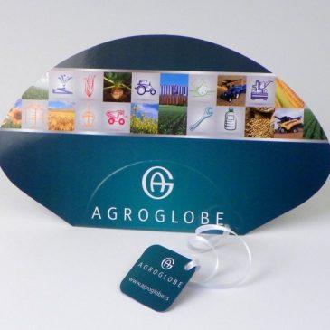 Reklamna lepeza Agroglobe