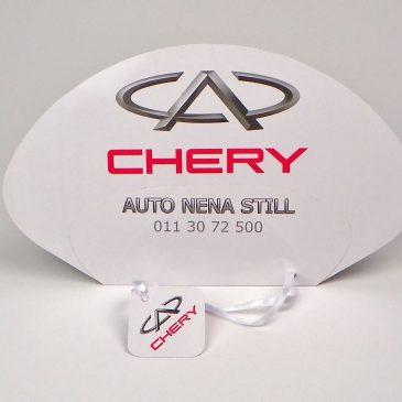 Lepeze Auto Nena (Chery)