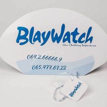 Reklamne lepeze BlayWach