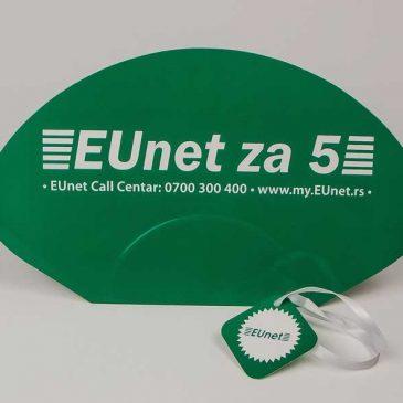 Reklamne lepeze EUNET