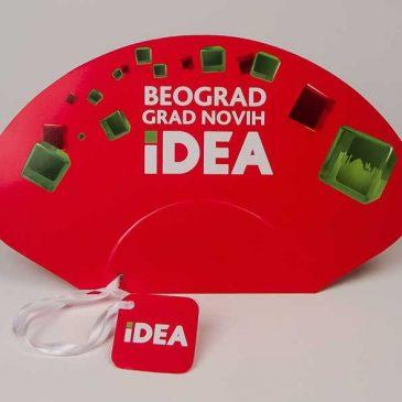 Reklamne lepeze IDEA