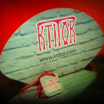 Promo lepeze Ktitor
