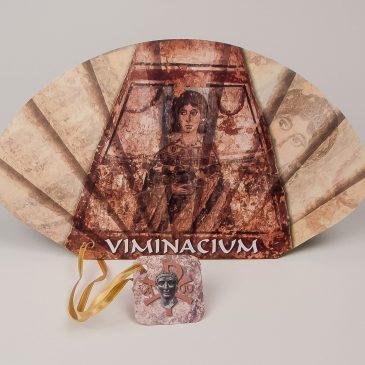Suvenir lepeze Viminacium