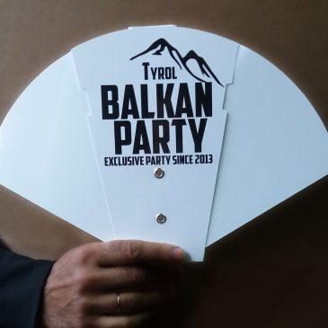 Tyrol Balkan Party (sklopiva)