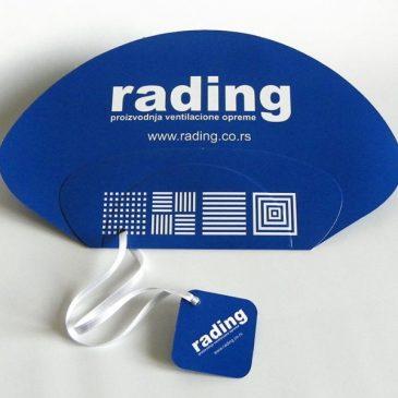 Lepeze Rading